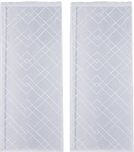 Sky of France Curtains, Curtain, Polyester, white,