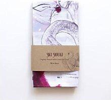 sky siouki - Mute Swan Tea Towel -