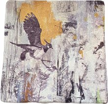 sky siouki - Northern Lapwing Stone Tile Placemat