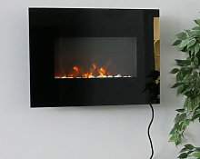 Skye - Cheap Electric Fireplace for the Wall -