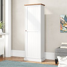 Skylar 1 Door Wardrobe August Grove