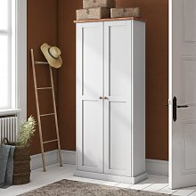 Skylar 2 Door Wardrobe August Grove