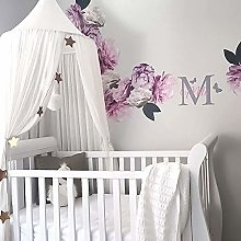 Skyoo Children Bed Canopy Round Dome, nursery