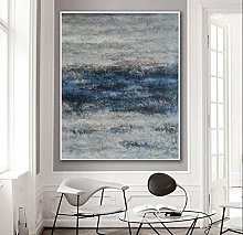 SKYROPNG Oil Painting Hand Painted,Large Landscape