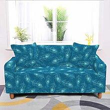 SKYROPNG Universal Sofa Slipcover,Stretch Blue