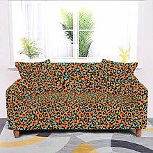 SKYROPNG Universal Sofa Slipcover,Stretch Leopard