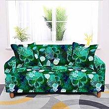 SKYROPNG Universal Sofa Slipcover,Stretch Skull