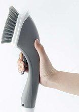 Skysep Easy Brush Heads Soap Dispensing Dish Brush
