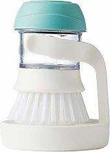 Skysep Easy Soap Dispensing Dish Brush,Replaceable