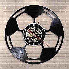 SKYTY Vinyl Wall Clock-Wall Clock For Football