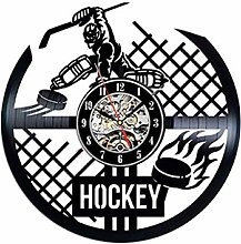 SKYTY Vinyl Wall Clock-Wall Clock For Hockey