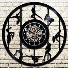 SKYTY Vinyl Wall Clock-Wall Clock For Sexy Pole