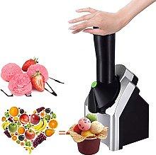 SKYWPOJU Home Ice Cream Maker, Fruit Soft Serve