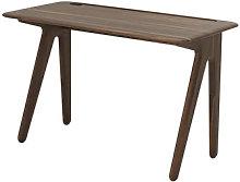Slab Desk - Oak by Tom Dixon Natural wood
