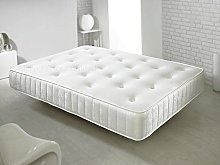 Sleep Factory Super Kingsize Memory Foam Sprung