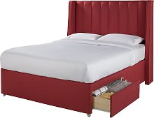 Sleepeezee Hybrid 2000 2 Drawer Kingzise Divan Set