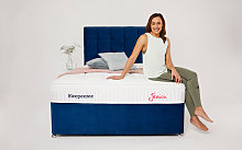 Sleepeezee Jessica 1800 Pocket Gel Mattress, Single