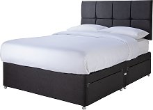 Sleepeezee Orthopaedic 1000 Pillowtop 4 Drw Double