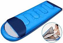 sleeping bag Cotton Travel section 12 ℃, single