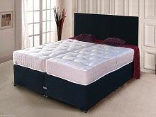 sleepkings BLACK ZIP AND LINK BED DIVAN BED +