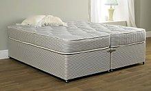 sleepkings Hotel Contract Zip & Link Divan Bed Set