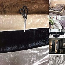 sleepkings Ice Crushed Velvet Fabric material –