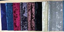 sleepkings Ice Crushed Velvet Fabric Material,