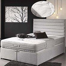 sleepkings Pebbles 2000 Memory Foam Pocket Sprung