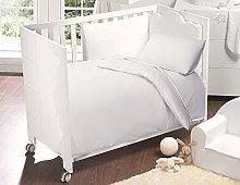 SleepyNights COT Bed Luxury Egyptian Cotton