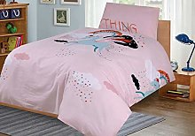 SleepyNights Junior Cot Bed Duvet Cover and Pillow