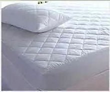 SleepyNights Soft Egyptian Cotton Baby Quilted