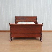 Sleigh Bed Rosalind Wheeler