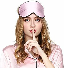 SLHP Sleep Mask,Eye Mask, Natural Silk Fabric and
