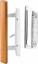 Slide-Co 143532 White Sliding Patio Door Handle