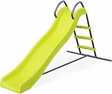 Slide - Sirocco - Double wave slide in green,