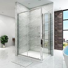 Sliding Shower Cubicle Door 1200 x 700 mm Modern