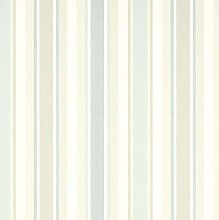 Slightly Imperfect Awning Stripe Pistachio Duck