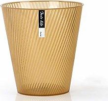 SLINGDA Office Trash Can, Household Paper Basket