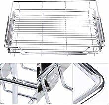 Sliver 100% Brand New Kitchen Pull-Out Basket