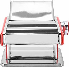Sliver, Red Pasta Machine, Made of Stainless