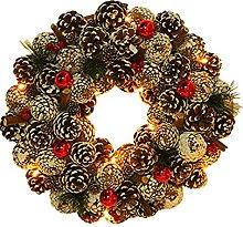 Sllowwa Autumn Wreaths Christmas Decorations Sale