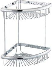 Sloan Double Corner Wire Soap Basket Belfry