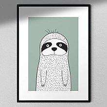 Slot Print - Wall Art | Child Room | Kids Room