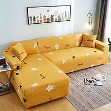 SLOUD Stretch Sofa Slipcover, Sectional Couch