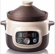 Slow Cooker Smart Reservation+Timing Mute Electric