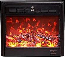 SLRMKK Electric Fireplace Insert No Gas With