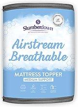 Slumberdown Airstream Double Mattress Topper
