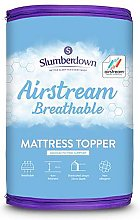 Slumberdown Airstream Mattress Topper - Double