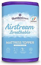 Slumberdown Airstream Mattress Topper - Kingsize