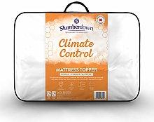 Slumberdown Climate Control Single Mattress Topper